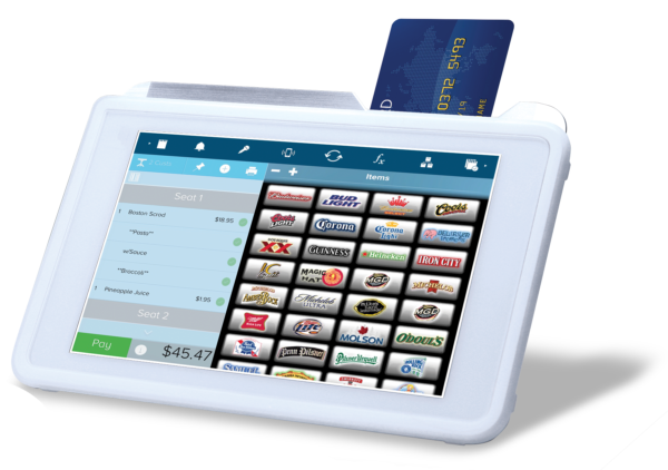 Pay at table with Future POS