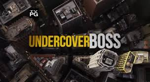Undercover Boss screenshot