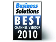 2010 BSM Best Channel Vendor Award