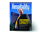 Voted Best Start-Up System By Hospitality Technology Magazine